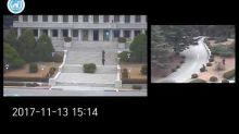 New Footage Shows North Korean Defector's Escape
