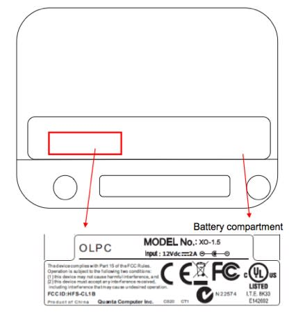 OLPC XO 1.5 gets the FCC's seal of approval