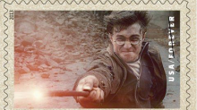 Should the USPS be in bed with Harry Potter?