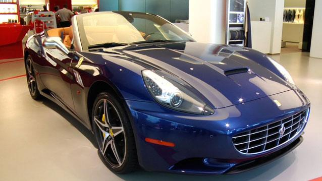 Life in the Fast Lane: Ferrari Sales Surge in U.S.