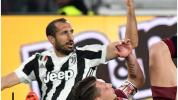 Manata al volto di Chiellini a Belotti: rischio prova Tv
