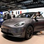 Tesla Starts Delivering China-Made Model Y Crossover