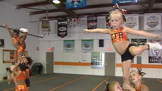Show Follows High-Stakes Cheerleading for Kids
