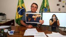 Bolsonaro chama ONGs de câncer