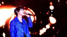 Korean singer Hwang Chi-yeul thrills crowd at mini concert in Singapore