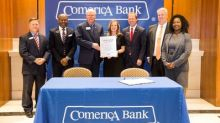 Comerica Bank Demonstrates Support for Employee Service in the National Guard and Reserve