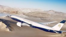 Slideshow: Boeing unveils VIP-variant of its 777X