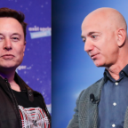 Just how generous are Elon Musk and Jeff Bezos?