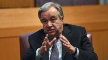 """Le Coronavirus révèle """"la fragilité de notre monde"""" inégalitaire, estime le patron de l'ONU"""