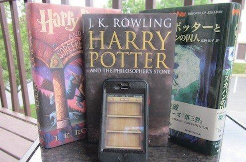 What Harry Potter e-books mean for Apple