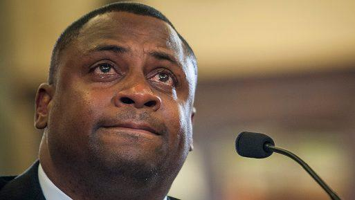 Emotional Troy Vincent speaks out on the shooting of Jacob Blake