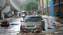 Flood Cripples Philippine Capital as 54,000 Are Evacuated