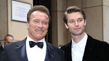 Patrick Schwarzenegger says his dad Arnold persuaded him to stop smoking weed