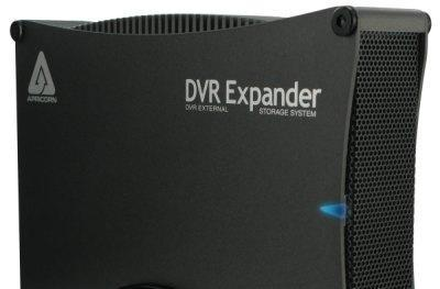 Apricorn's DVR Expanders get bigger, prettier, quieter with new 2TB option and fanless designs
