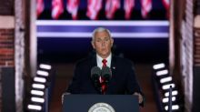 Deal reached to fund U.S. government past month's end, Pence says