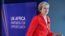 U.K.'s May Pledges Closer City of London Ties With Nigeria