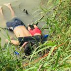 Father-daughter border drowning highlights migrants' perils