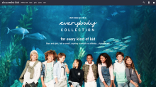 Abercrombie Offers Unisex Collection for Kids