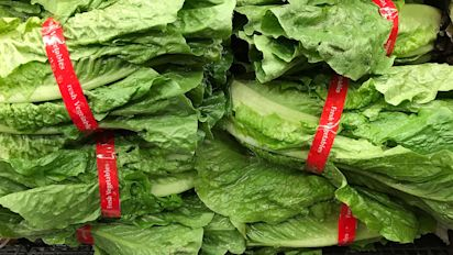 Don't eat romaine amid E. coli outbreak: officials