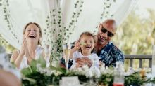 Dwayne 'The Rock' Johnson reveals photos from top-secret, 'beautiful' wedding
