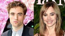 New couple alert? Robert Pattinson and Suki Waterhouse pack on the PDA
