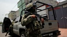 Mexico City spike in crime, violence sparks fears of cartel warfare
