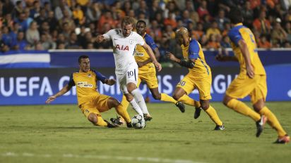 Five Tottenham talking points from APOEL win