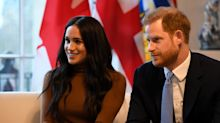 Prince Harry and Meghan Markle 'feeling' tensions in US as Black Lives Matter protests continue