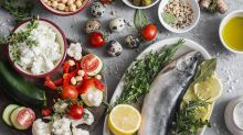 A Mediterranean diet can reduce women's risk of stroke, new study reveals