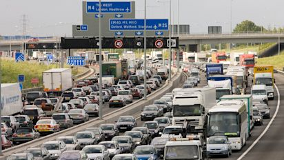 Sponsored motorways could be the answer to tackling fuel costs and congestion, according to the AA