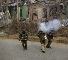 Indian troops kill 3 rebels in 18-hour-long Kashmir fighting