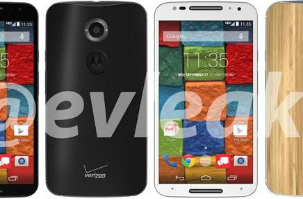 Motorola's Moto X sequel spotted