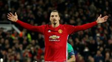 Soccer: Ibrahimovic says farewell to Manchester United ahead of U.S. move
