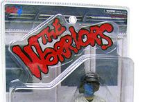 The Warriors action figures: only $750!