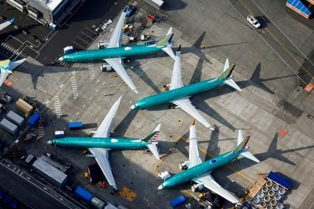 FAA says has no timetable for Boeing 737 MAX's return to service
