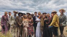 Karlie Kloss se casa por segunda vez con una boda ambientada en el salvaje Oeste