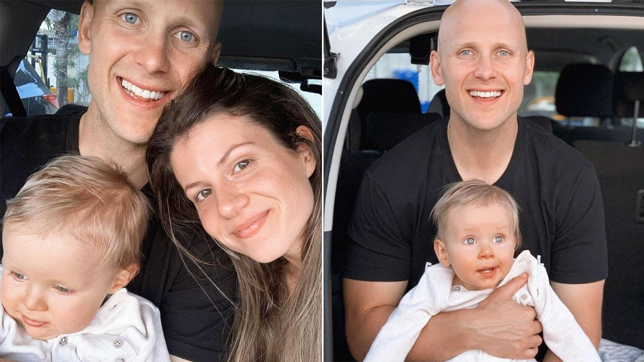 'Really hard': Jordan Ablett opens up on son's tragic health battle – Yahoo Sport Australia