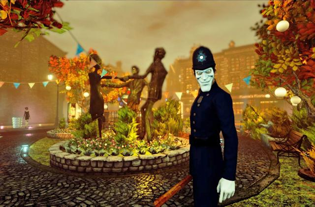 Survival horror game 'We Happy Few' is becoming a movie
