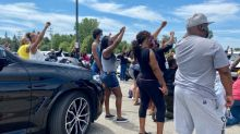 With rolling protest, Black Montrealers denounce the challenge of 'driving while Black'