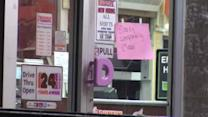 Police investigate armed robbery at Philly Dunkin Donuts