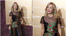 Carmen Lomana, protagonista en los Prix de la Moda Marie Claire 2017