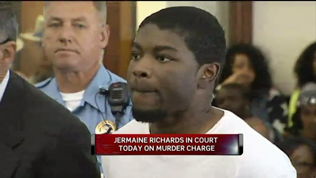 Jermaine Richards Appears In Court For Murder Of Alyssiah Wiley