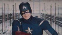 Über dieses Captain-America-Meme lacht das Netz