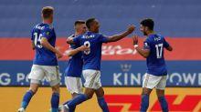 Leicester vence Sheffield por 2 a 0 e se mantém na 'zona da Champions'