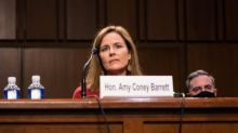 Amy Coney Barrett dodges abortion, healthcare and election law questions