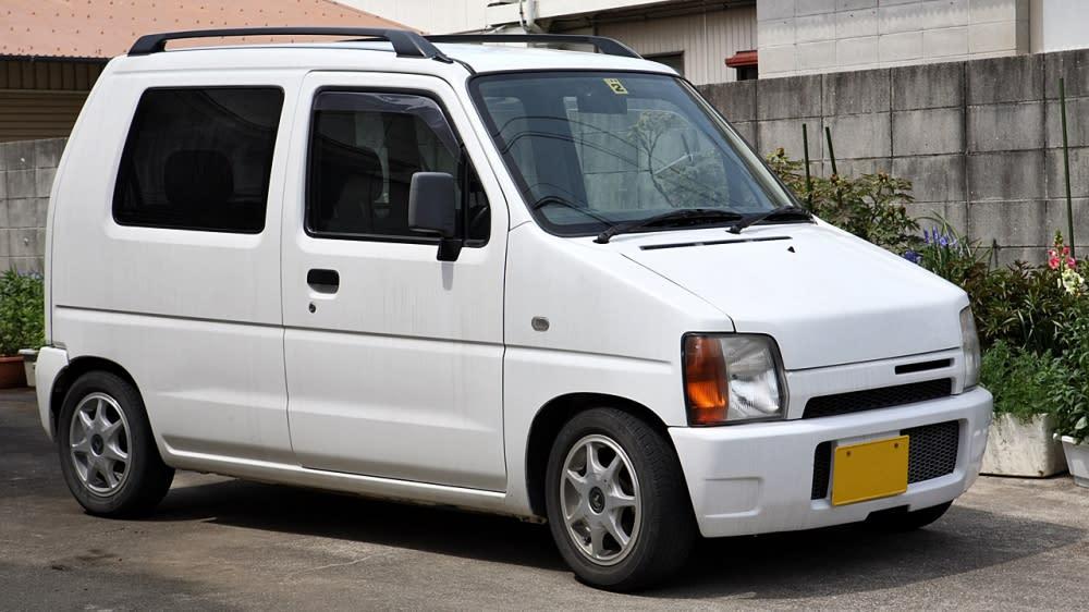 【汽車特企】台灣見不到的小車K-Car