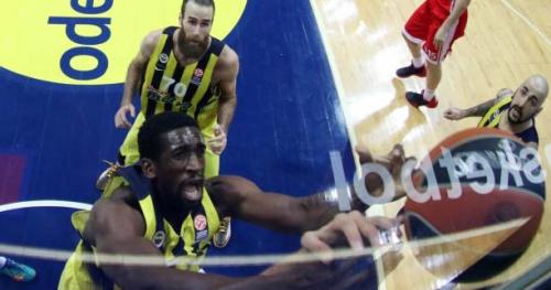 Basket - Euroligue (H) - Euroligue : le Fenerbahçe s'en sort contre Barcelone après prolongation