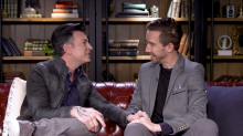 David Tutera and Joey Toth on being the first same-sex couple to marry at their church