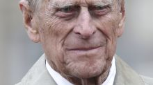 Prince Philip, 99, admitted to hospital