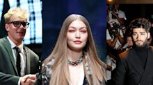 Gigi Hadid claps back at Jake Paul, calling him an 'irrelevant ugly a--' after he tweeted he almost had to fight Zayn Malik